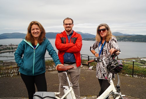Energy activators Lyle Hill e-bike