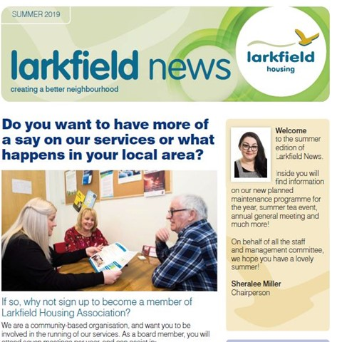 Larkfield News - Summer 2019